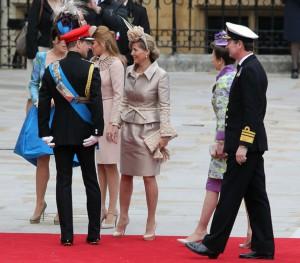 Stunning hat on Queen of Spain