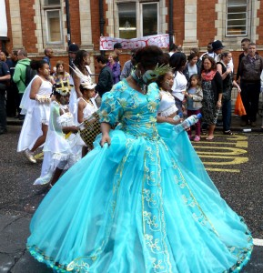 Head to the Notting Hill Carnival in London!