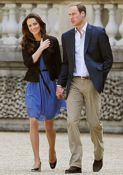 Will and Kate to live in Kensington Palace!