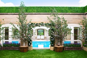 Berkley Rooftop Garden Spa