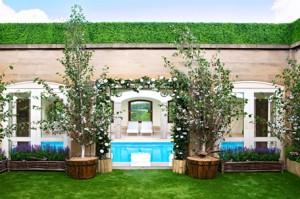 Berkley Rooftop Garden Spa