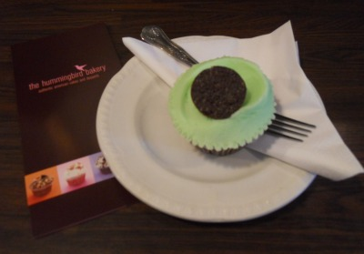 Hummingbird Bakery in South Kensington