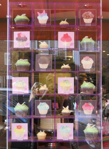 Hummingbird Bakery American Style Cupcakes in London