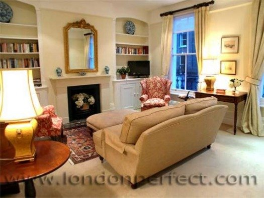 London Perfect Vacation Rental Near Chelsea Flower Show