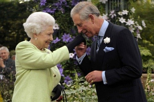 Royal Family Visit Chelsea Flower Show