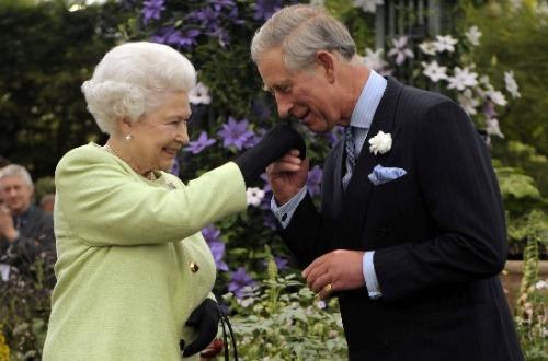 Royal Family Visit Chelsea Flower Show