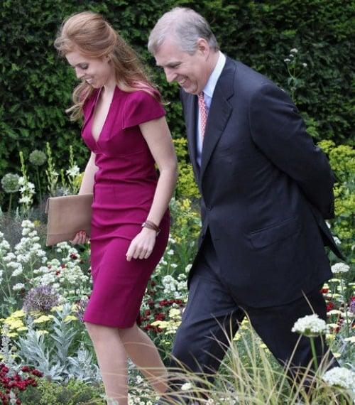 London Royal Family Chelsea Flower Show