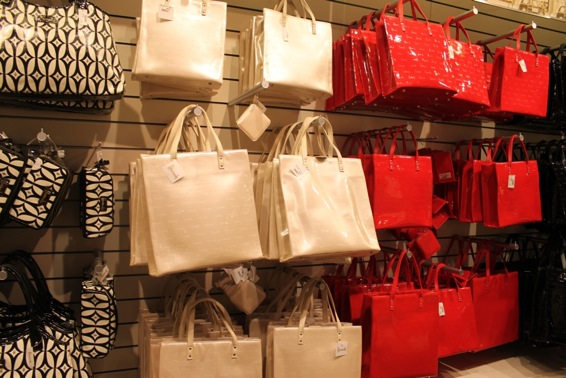 Handbags at Harrods Gift Shop - London Perfect