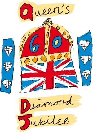 The Queen's Diamond Jubilee Celebrations in London