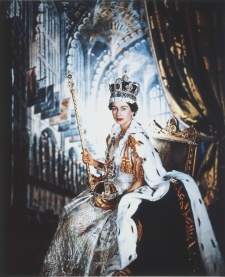 Coronation of Her Majesty Queen Elizabeth II 1953