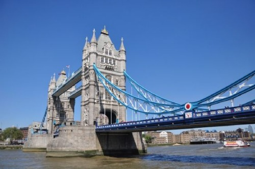 London vacation rental near Tower Bridge