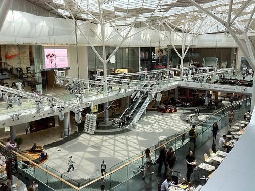 Best Shopping Mall in London Westfield Centre at Shepherd's Bush