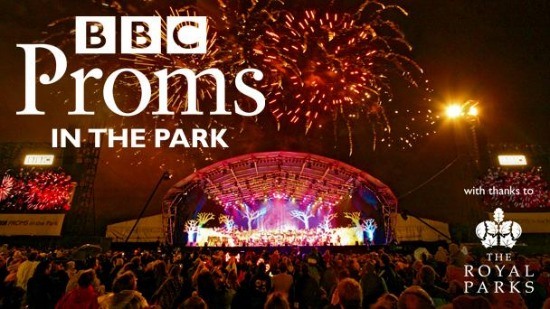 BBC Proms in the Park Concert 2012