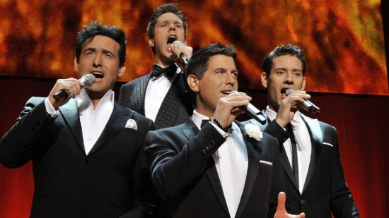 Il Divo BBC Proms in the Park London