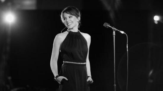 Kylie Minogue BBC Proms in the Park London