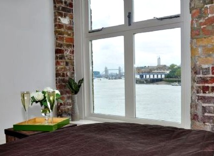 London Perfect Vacation Rentals Tower Bridge Thames View