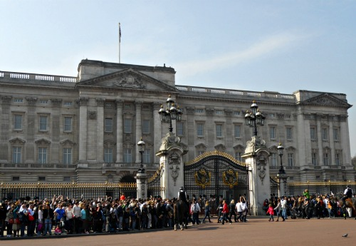 A Taste of the Royal Life at Buckingham Palace