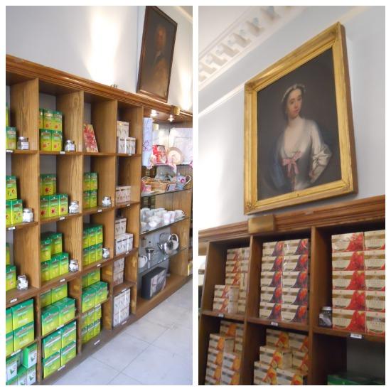 The Original Twinings Tea Shop In London London Perfect