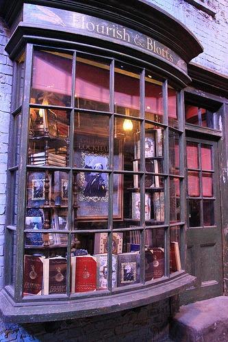 Diagon Alley Harry Potter Film Set London