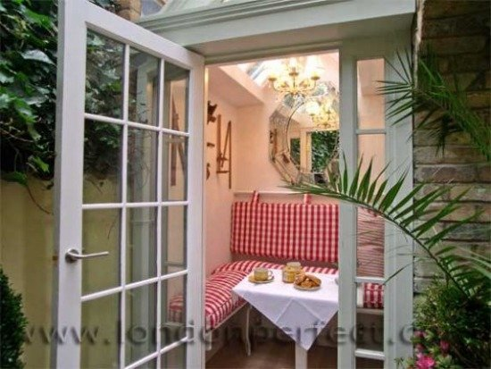 London Vacation Apartment Near Kensington Gardens
