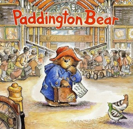 Paddington Bear Children's Tour of Literary London