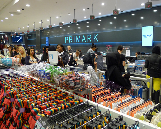 Best Places To Shop In London I Love Primark London