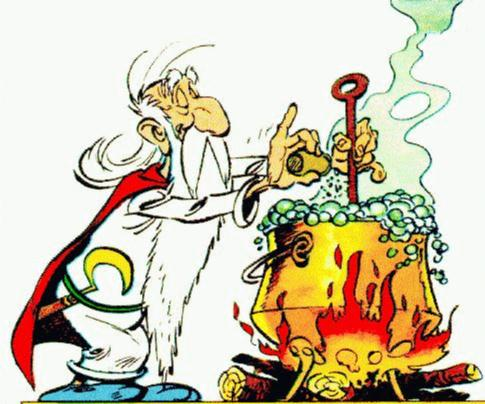 Getaflix from Asterix