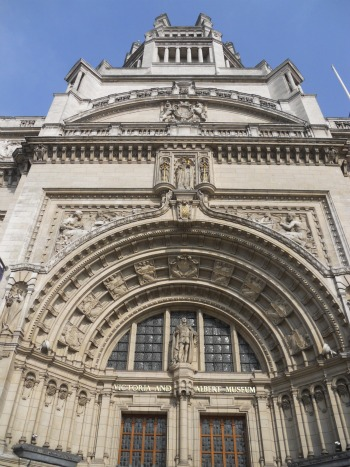 Visit the V&A Museum in London