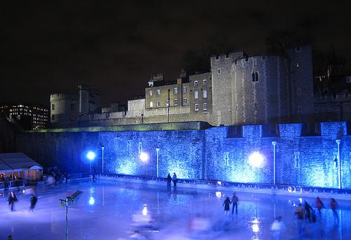 london ice rink