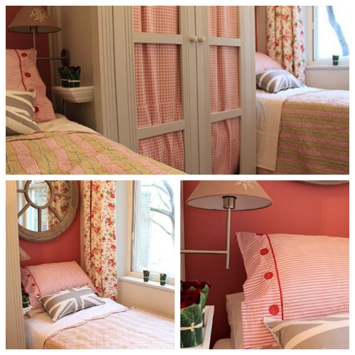 London Perfect Chelsea Vacation Rental Pretty Second Bedroom