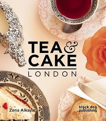 Tea and Cake London Zena Alkayat Cover