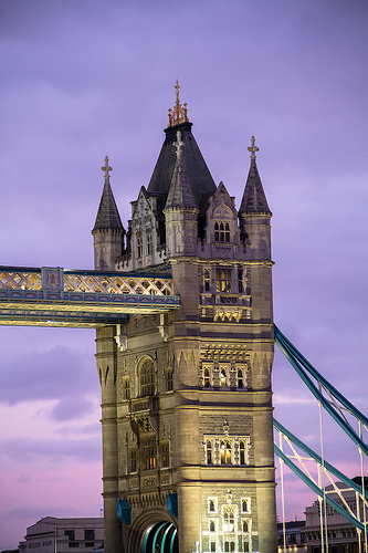 Tower Bridge Romantic London Views