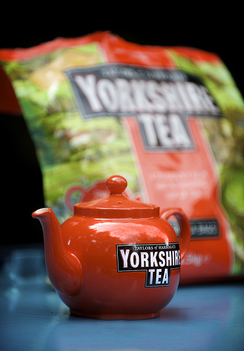 Yorkshire Tea Pot