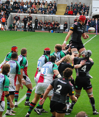 Boxing Day Rugby