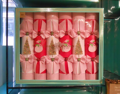 Christmas Crackers Fortnum and Mason