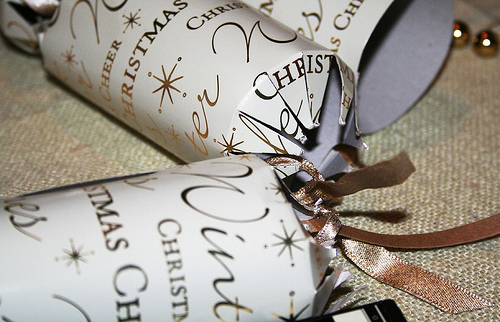 Christmas Crackers – A British Holiday Tradition