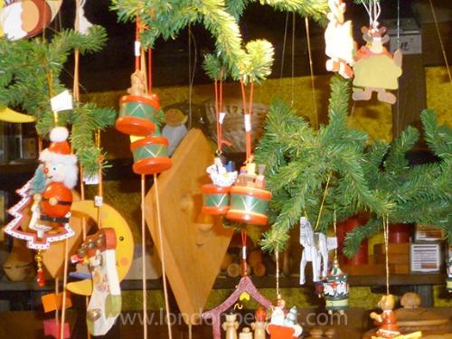 Christmas Market Winter Wonderland Hyde Park