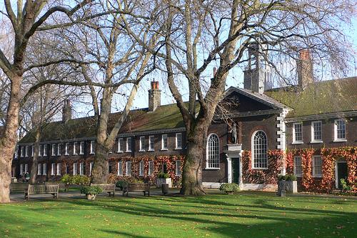 Geffrye Museum in London