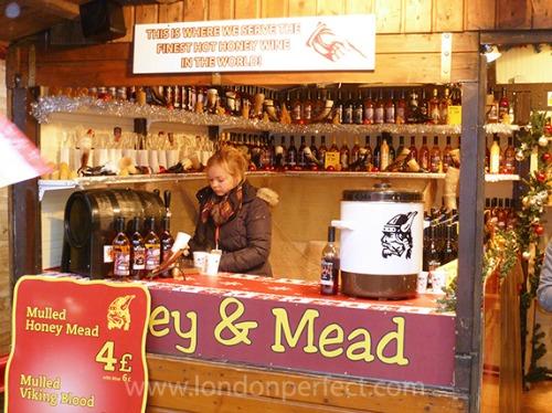 Honey Wine Winter Wonderland Hyde Park