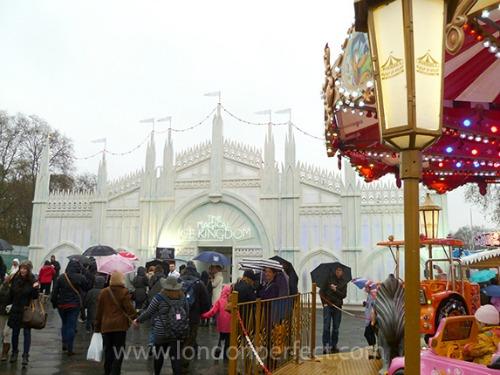 Magical Ice Kingdom Winter Wonderland Hyde Park