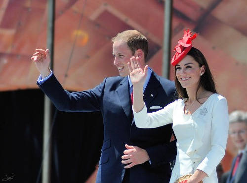 A Royal Baby – Congratulations to William & Kate!
