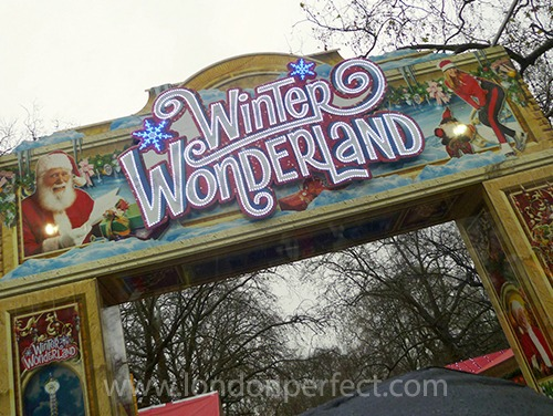 Winter Wonderland Hyde Park Christmas in London