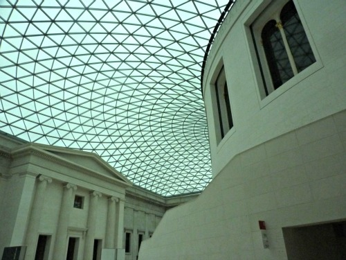 Seeing the British Museum Through the Eyes of a Toddler