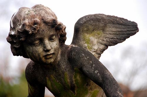 Brompton Cemetery in Chelsea London