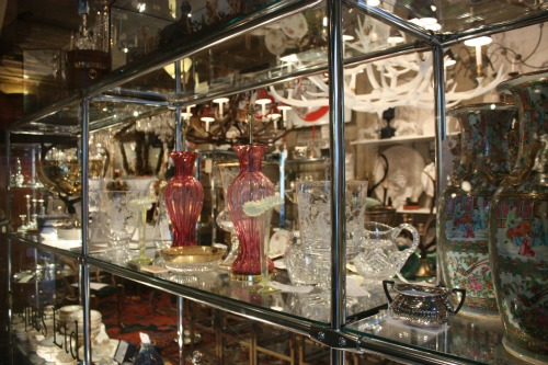 Lots Road Glasswear London Shopping