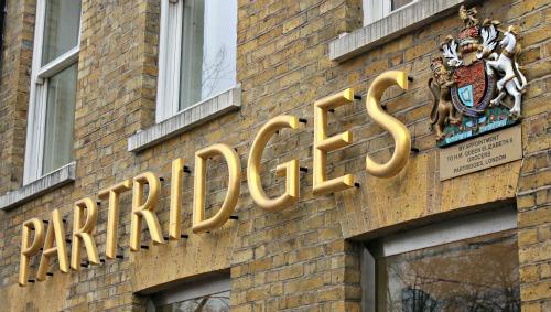 Partridges in Chelsea London