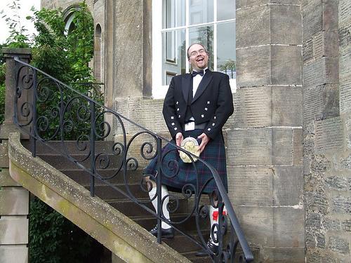 Scottish Dress Sporran