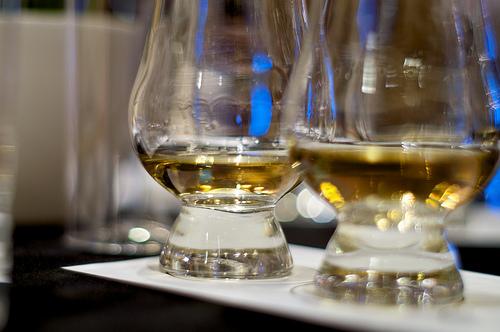Whiskey Burns Night
