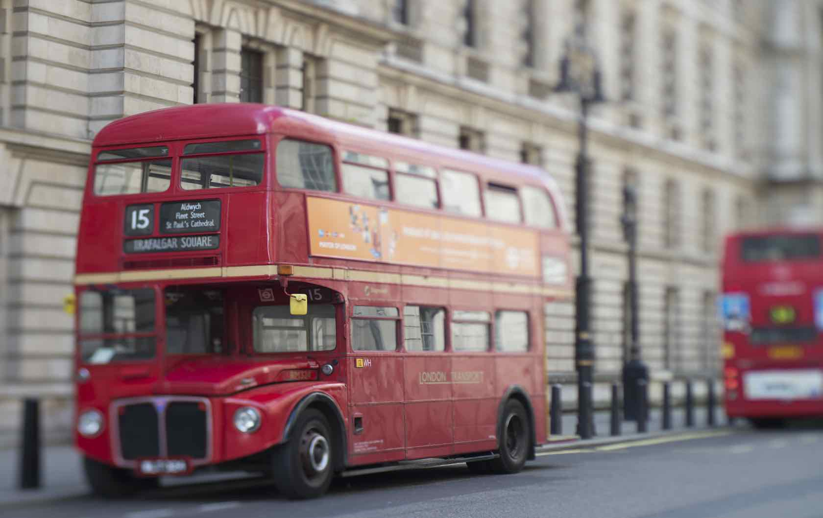 London Buses: The Best Way to Get Around the City