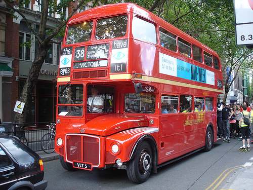 London Routemaster Heritage Route
